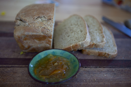 Grandma's Three Fruit Marmalade Recipe