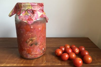Spice-It-Up Summer Tomato Salsa