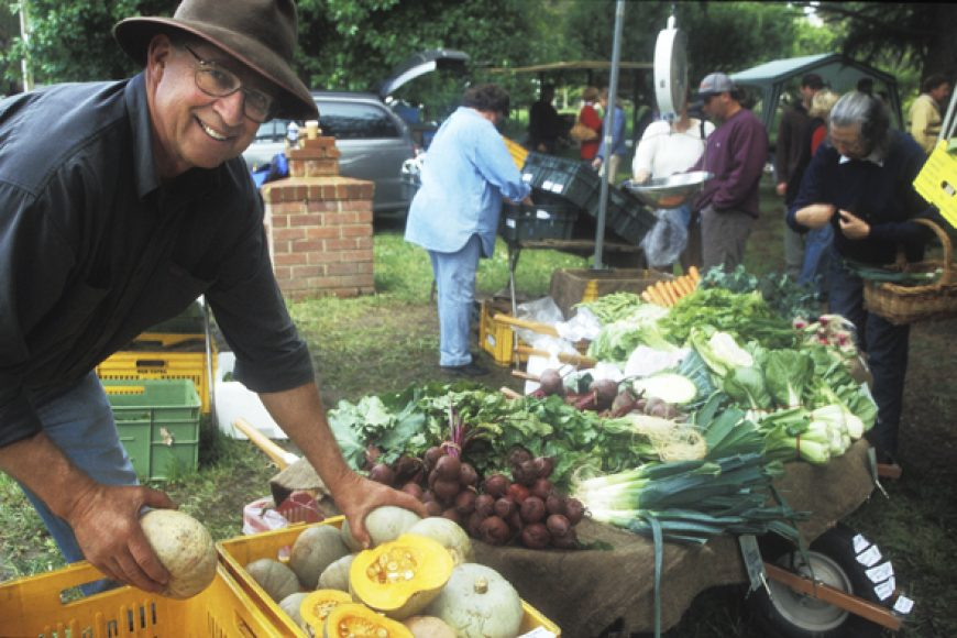 Food Sovereignty and Permaculture: A Reply to David Holmgren