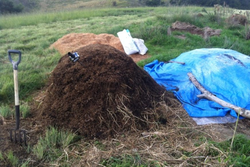 Making Quick Compost