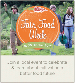 Fair Food Week 2015