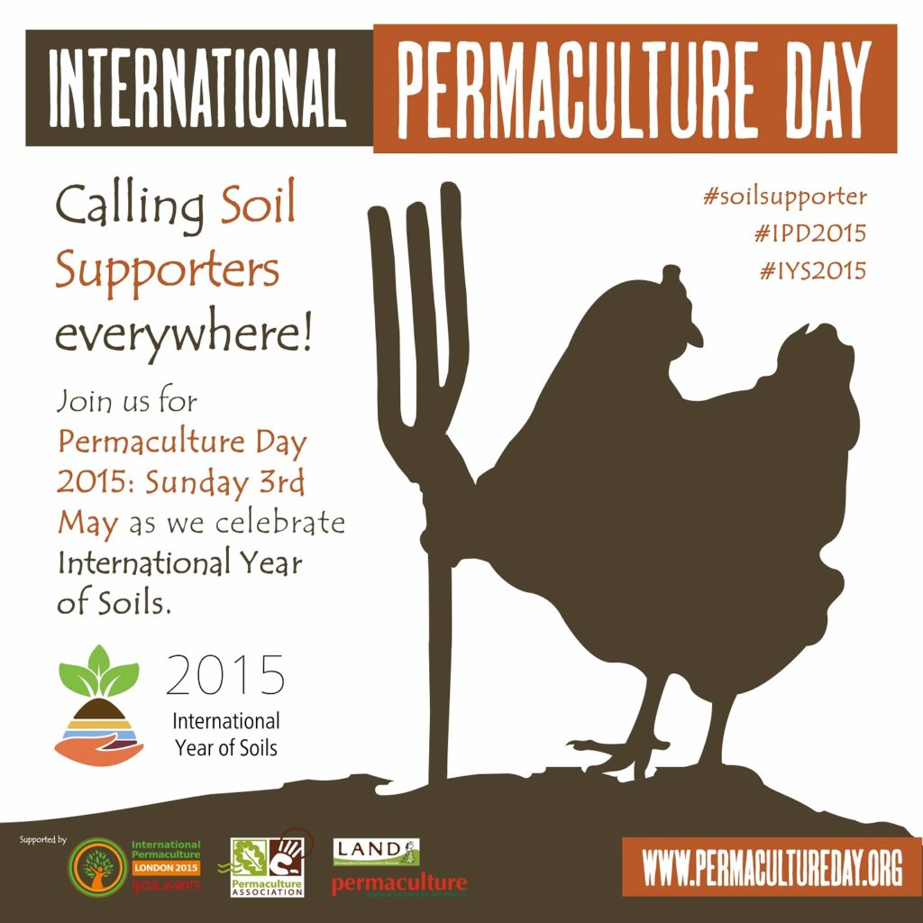 International Permaculture Day 2015