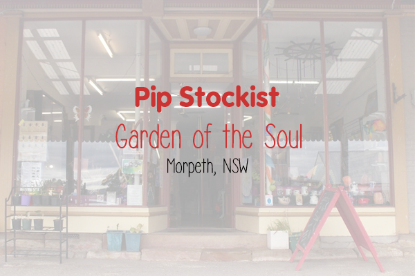Pip Magazine Stockist - Garden for the Soul, Hunter Valley NSW