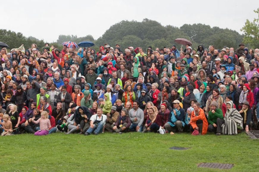 International Permaculture Conference and Convergence, London