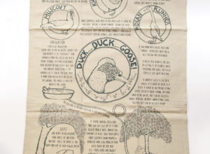 Duck Tea Towel