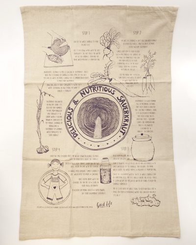 Ferment Tea Towel
