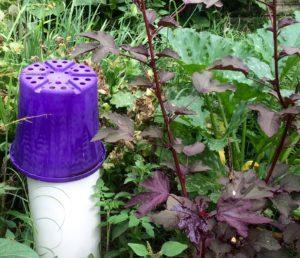 worm tower garden