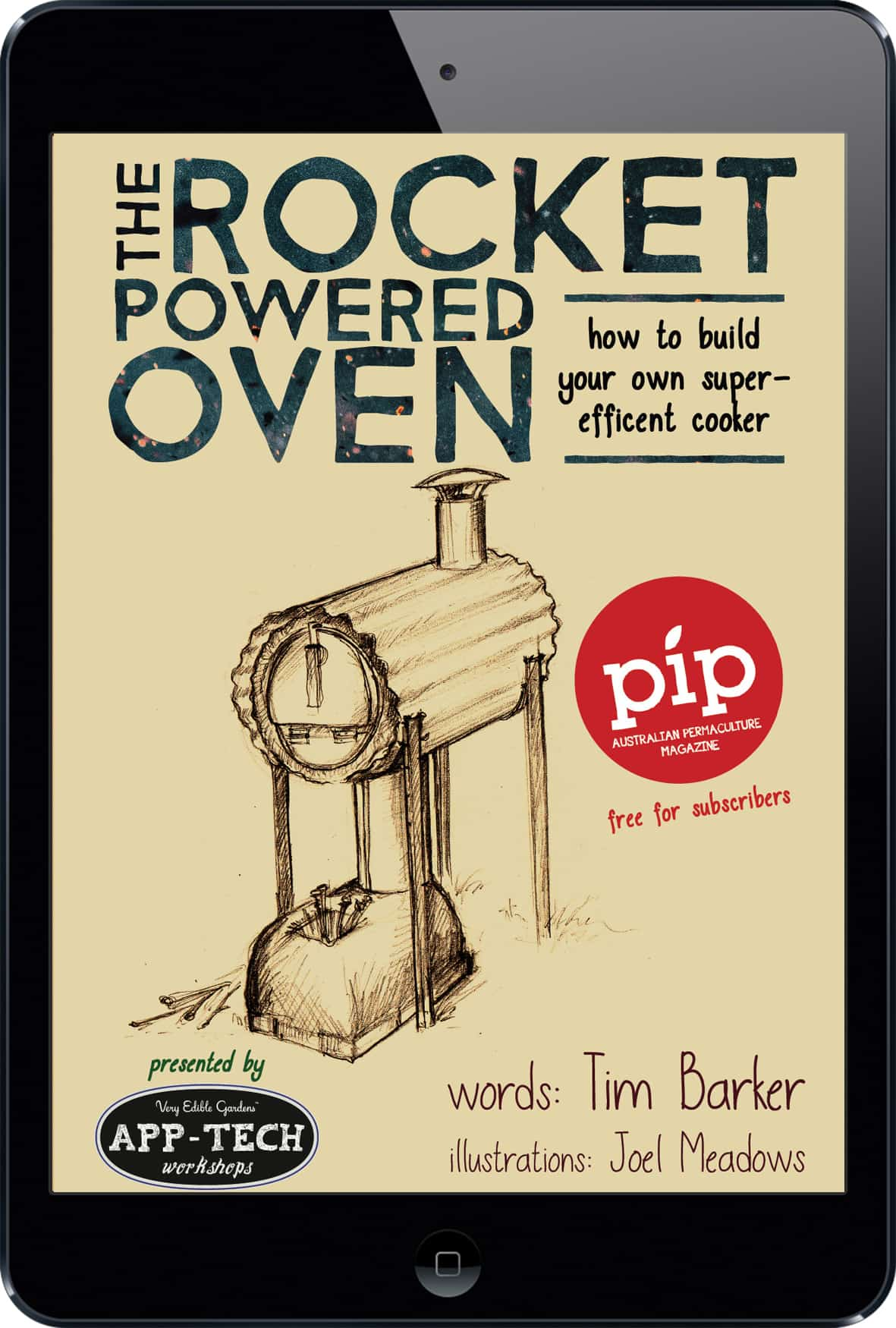 Rocket Stove Ebook