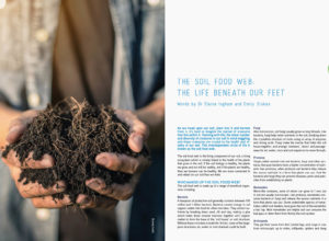 Soil Food Web Pip Magazine