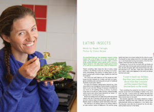 Eating Insects Pip Magazine