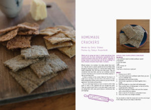 home made crackers Pip Magazine