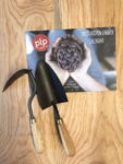 Gardener's pack with ho mi and trowel