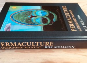 Image of the side view of PERMACULTURE: A Designer's Manual by Bill Mollison