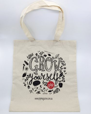 Grow Yourself Market Tote