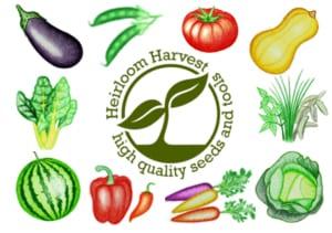 Heirloom Harvest ad