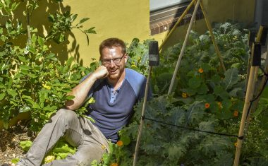 Pip Permaculture Podcast # 13: Stuart Muir Wilson