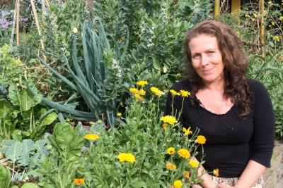 Pip Podcast #24 with Morag Gamble: Our Permaculture Life