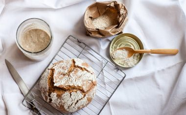 5 Wheat Free Flour Substitutes