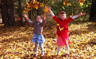 Protecting Kids from Nature Deficit Disorder