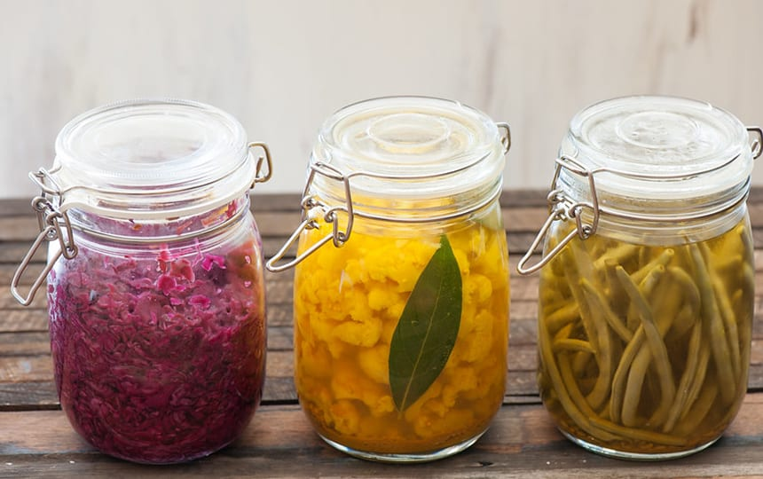 how to survive a global crisis: ferment your own food