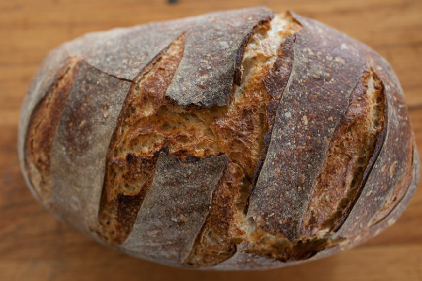 How to Make Sourdough Bread: Video Series