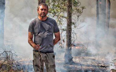 Pip Podcast #30: Aboriginal Fire Management with Victor Steffensen