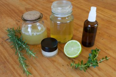 How to Make Homemade Shampoo