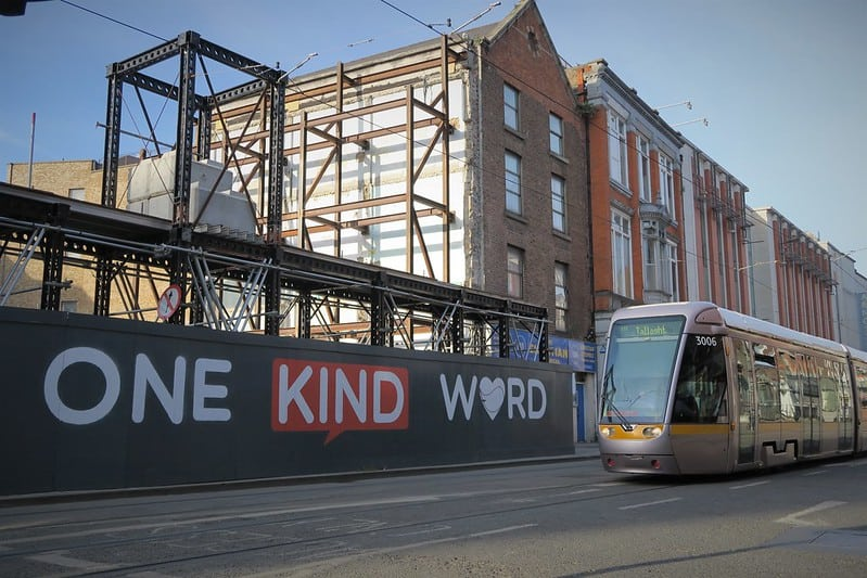 One Kind Word Lockdown Rebuild by CitySwift via Flickr