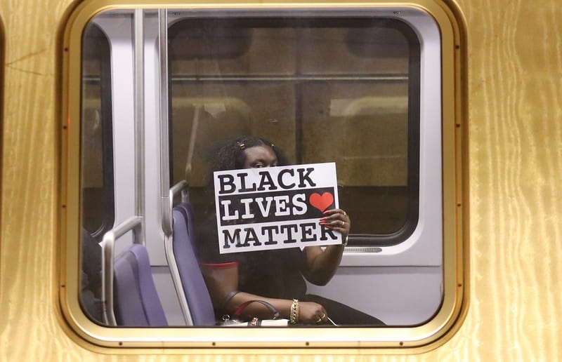 Black Lives Matter by Elvert Barnes via Flickr