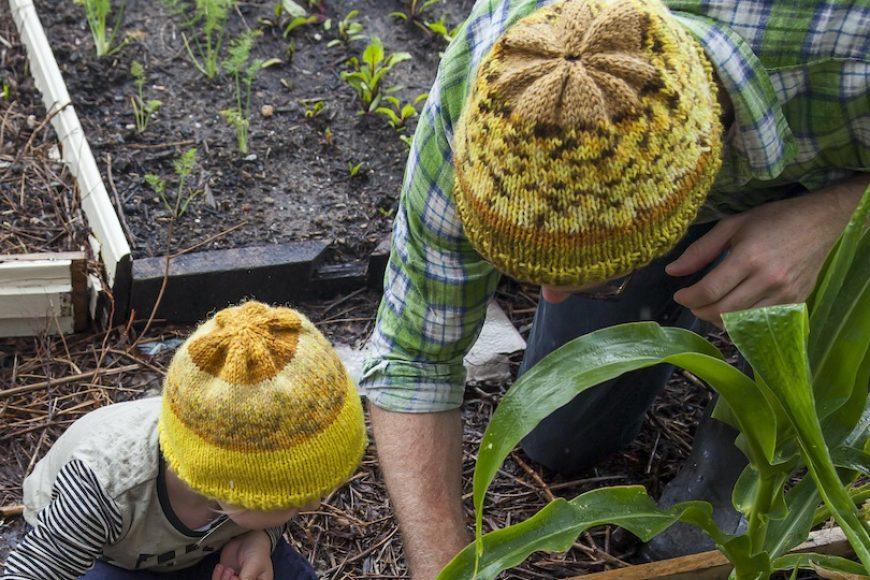 Basic Beanie Pattern for Beginner Knitters