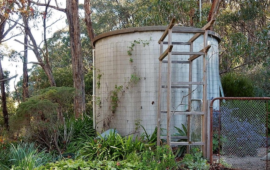 How to choose the right rainwater tank for your house
