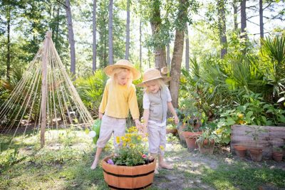 How To Inspire Your Kids To Love Gardening